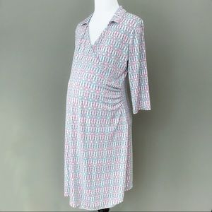 Babystyle cute spring maternity dress, M.